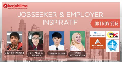 Jobseeker & Employer Inspiratif Oktober-November 2016
