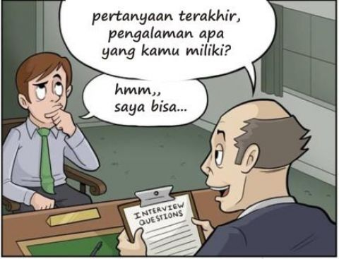 gambar ilustrasi interview